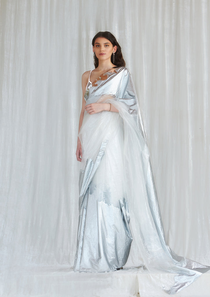 Sterling - Saree Set-Saree-BLONI ATELIER-6degree.store