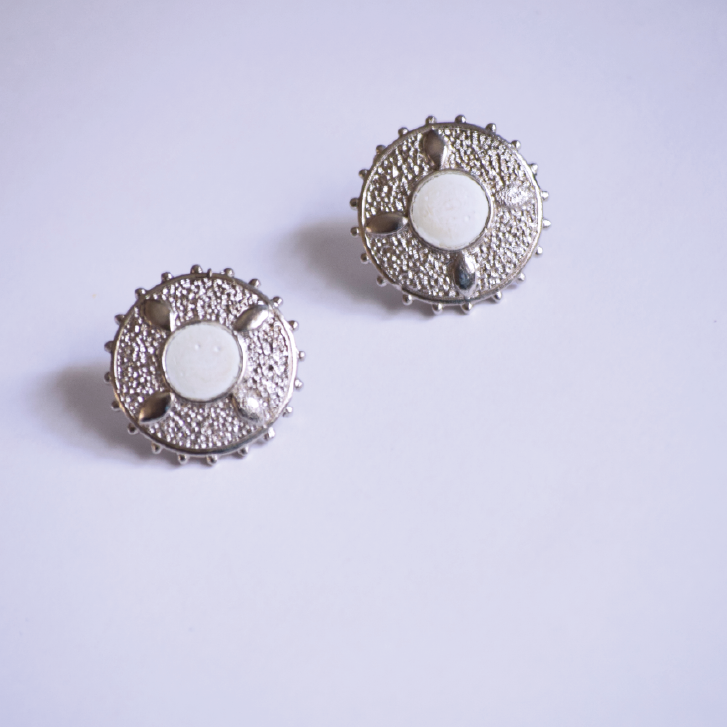 Corolla Studs-Accessories-THE ORBIT-6degree.store