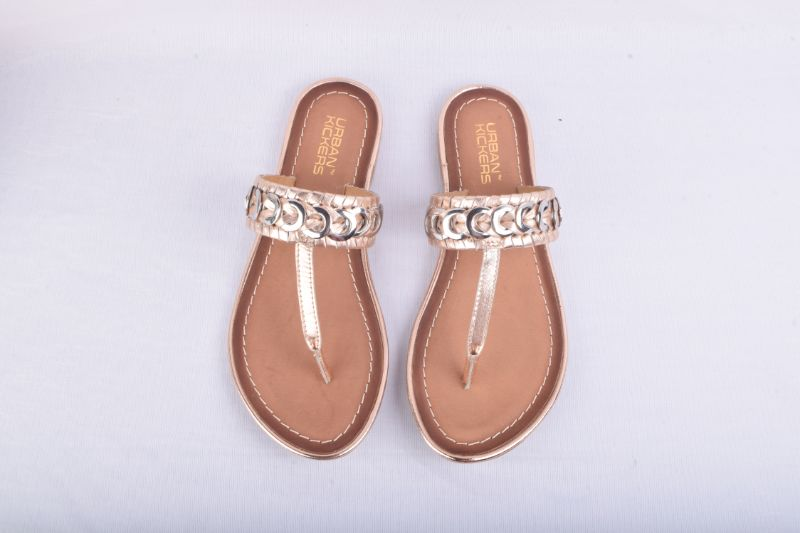 Rings Casual Leather Flats-Accessories-URBAN KICKERS-6degree.store