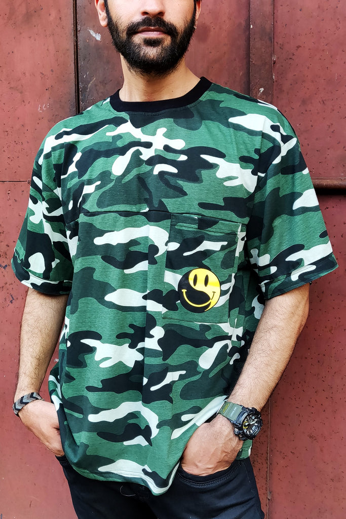 Yin Yang Camo T-shirt-Mens T-Shirt-Good Stuff-6degree.store