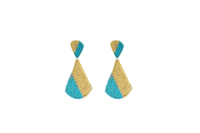 Wave Earrings-Accessories-AKEYA-6degree.store