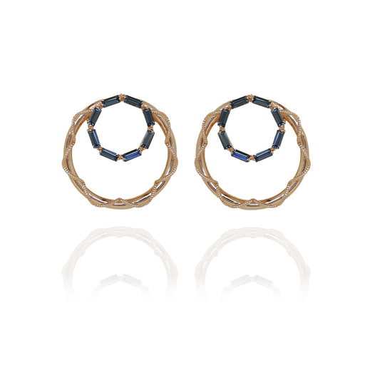 Muriel Earrings-Accessories-ELEMENTS BY ESME-6degree.store