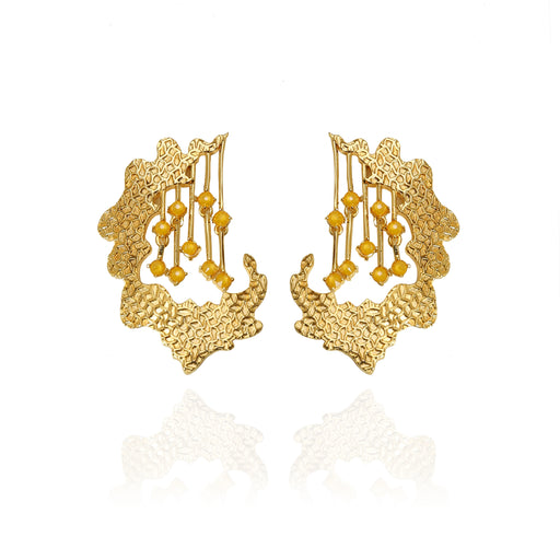 Adella Earrings-Accessories-ELEMENTS BY ESME-6degree.store