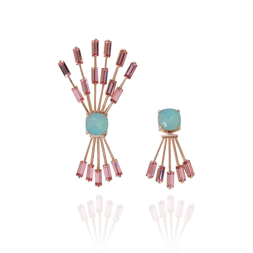 Hama Earrings-Accessories-ELEMENTS BY ESME-6degree.store