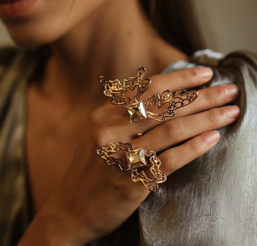 Kyla Ring-Accessories-ELEMENTS BY ESME-6degree.store