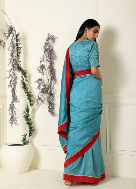 Saree-Saree-LABEL NITIKA-6degree.store