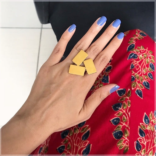 Anarchy Ring-Accessories-MITALI JAIN-6degree.store