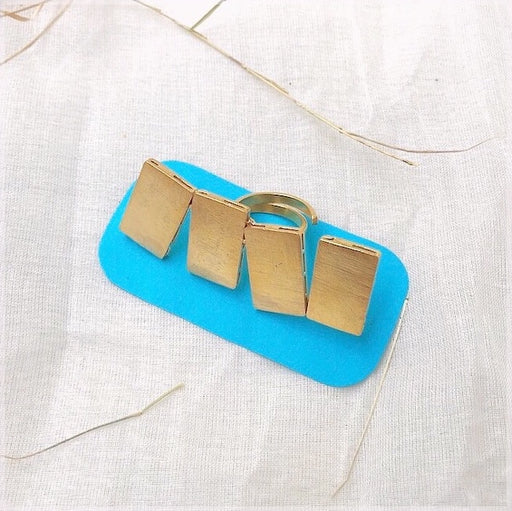 Disarray Ring-Accessories-MITALI JAIN-6degree.store