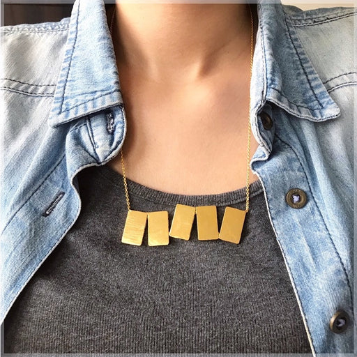 Disarray Necklace-Accessories-MITALI JAIN-6degree.store