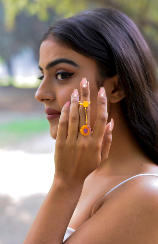 Oberon Ring-Accessories-MITALI JAIN-6degree.store