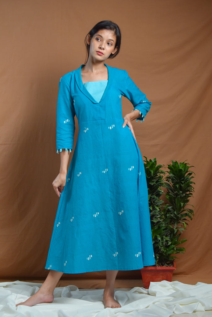 Aakarshan Dress-Tunic-AMOH-6degree.store