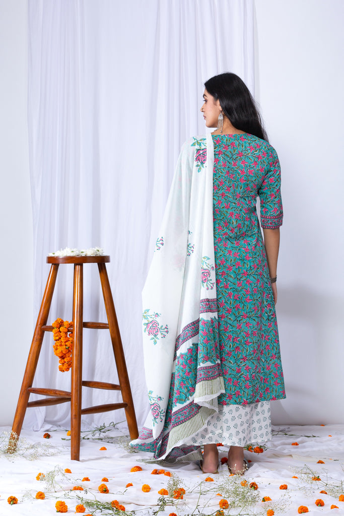 Morni Suit Set-Kurta Set-SHRINKHLA-6degree.store