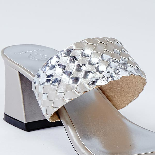 Silver Amal Heels-Accessories-CRIMZON-6degree.store