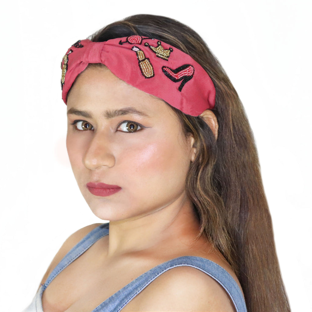 Babelicious Hairband-Accessories-SOHO BOHO STUDIO-6degree.store