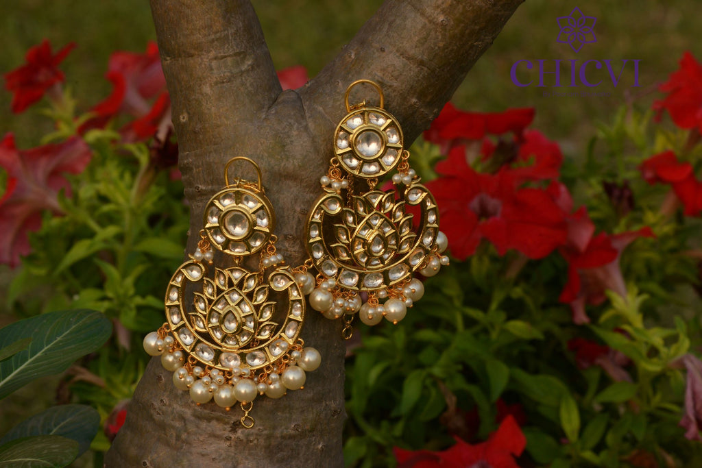 ZUBEDA CHANDBALIS-Accessories-CHICVI JEWELLERY-6degree.store