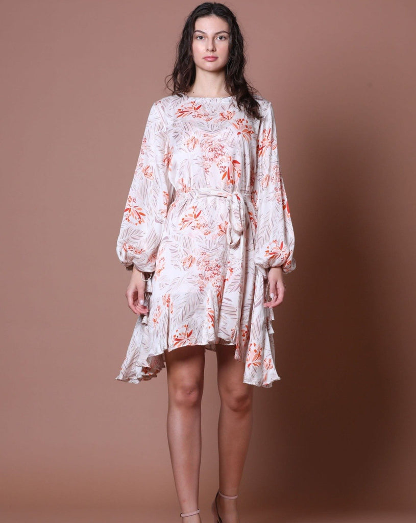 Dahila mini dress-Western Wear-MEADOW LABEL-6degree.store