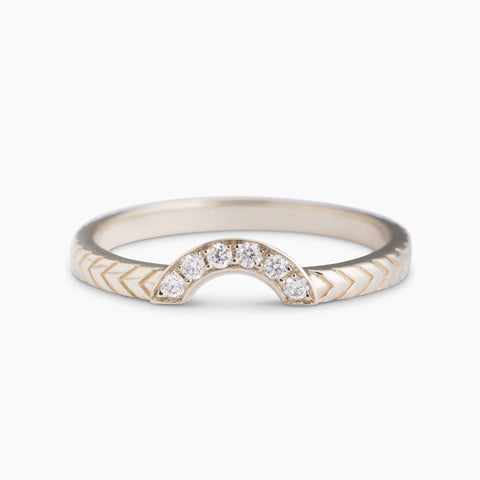 Pave Solitaire Stacker