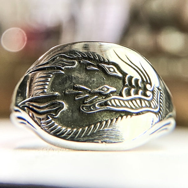 Dragon-Dog Signet