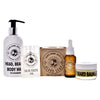 The Woodsman Beard Care Gift Set