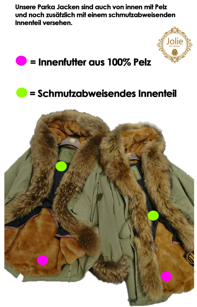 Jolie Fur Fashion Innenfutter