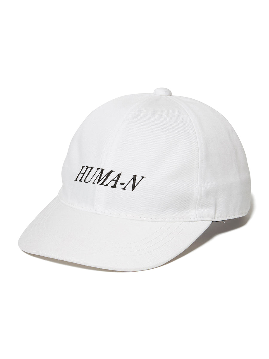 Human Embroidery Cap OFF