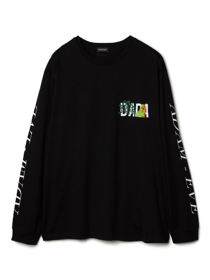 DADA Logo Long Sleeve T-shirt BLK