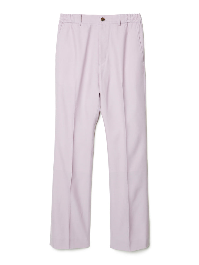 Bootcut Wool Trousers LAV