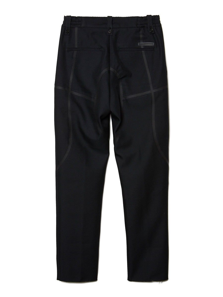 Taped Trousers BLK