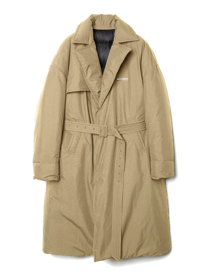 Down Trench Coat BGE