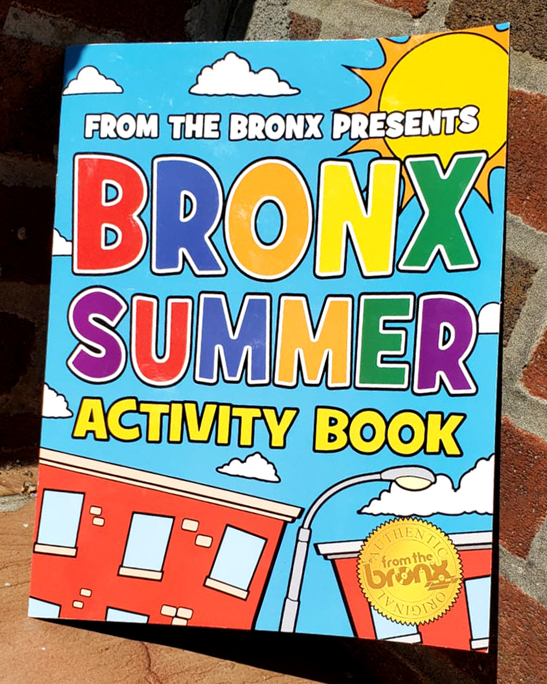 Bronx Summer Activity Book