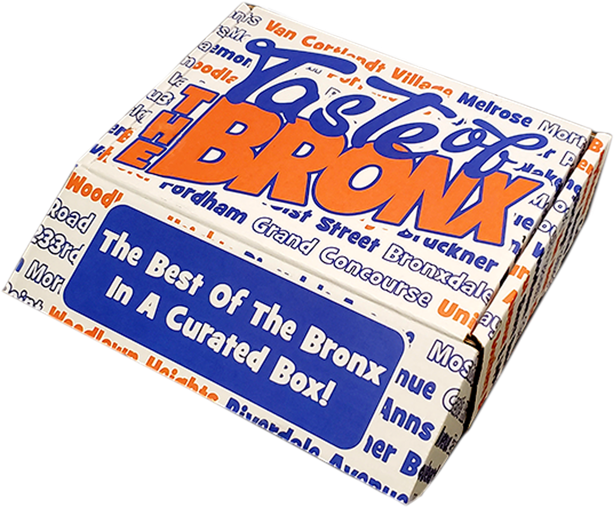 Taste of The Bronx Subscription Box