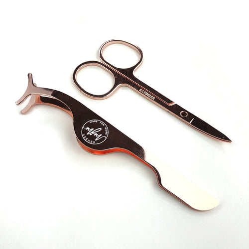 Scissors & Applicator Set