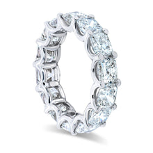 Load image into Gallery viewer, Radiant Cut Diamond Eternity Band