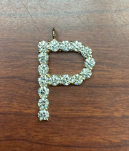 Load image into Gallery viewer, Large Diamond Letter Pendant