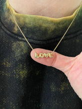 Load image into Gallery viewer, Baby Bubble Name Necklace