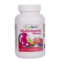 Load image into Gallery viewer, Herbanutrin Multivitamin For Women - Supports immune system, boost energy - Herbanutrin