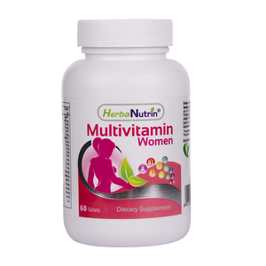 Herbanutrin Multivitamin For Women - Supports immune system, boost energy - Herbanutrin