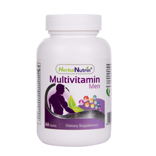 Load image into Gallery viewer, Herbanutrin Multivitamin for Men - Supports immune system, - Herbanutrin