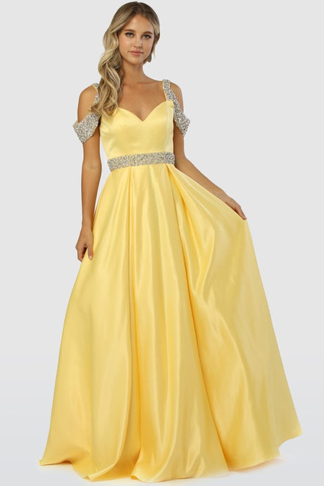 Savannah Sweetheart  Yellow Gown