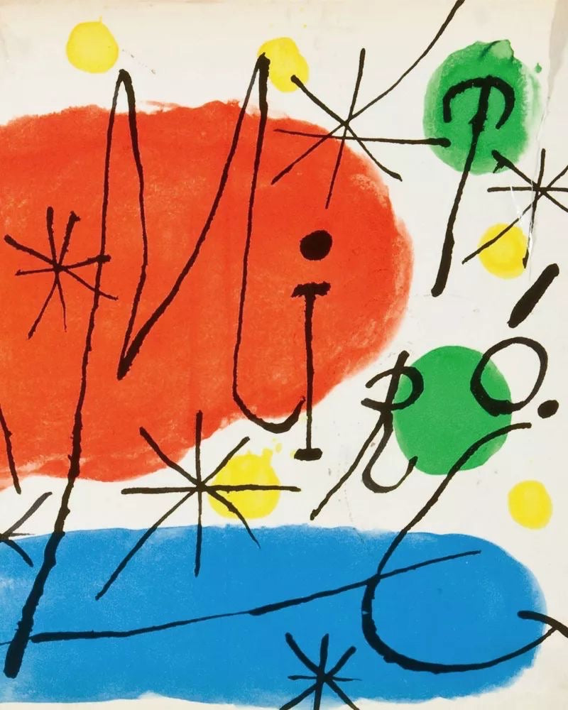 U NEW IN | Miró Collection