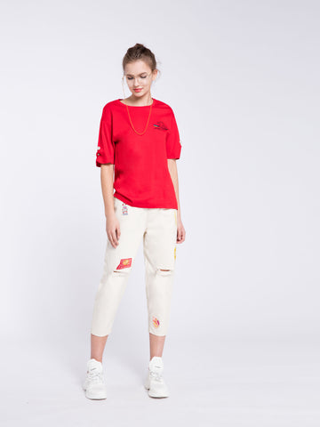 Red Pearl T-Shirt