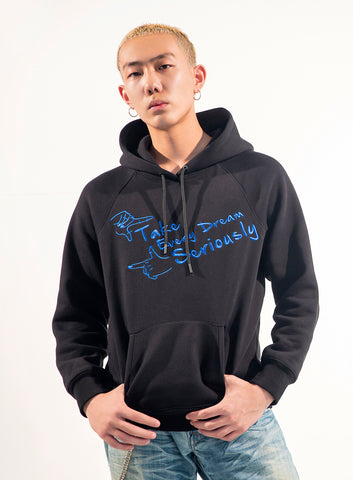 Urlazh Limited Edition Black Hoodie