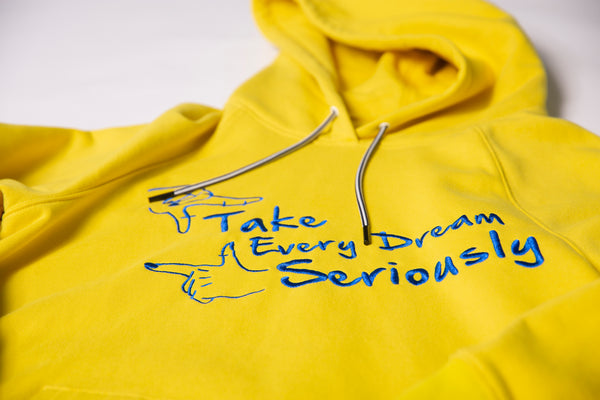 Urlazh Limited Edition Yellow Hoodie