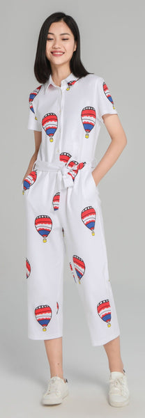 Balloon Jumpsuit