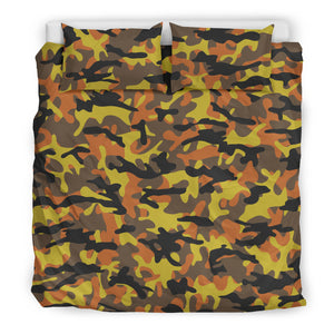 Fall Camo Bedding Sets