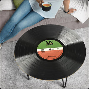 Ultimate Vinyl Record Coffee Tables (FREE U.S. SHIPPING!)