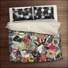 Load image into Gallery viewer, Ultimate Record Collage Bedding Sets