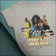 "Load image into Gallery viewer, ""Meth Wars"" Breaking Bad Parody Shirts (USA Bella Canvas)"