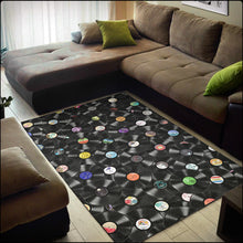 Load image into Gallery viewer, Pure Vinyl Record Area Rugs