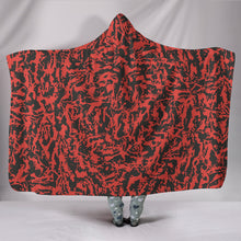 Load image into Gallery viewer, Red Tiger Premium-Soft Hooded Blankets